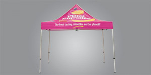 Planet Smoothie Canopy Tents