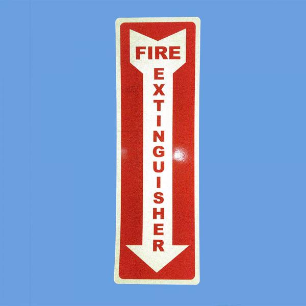 Extinguisher Reflective