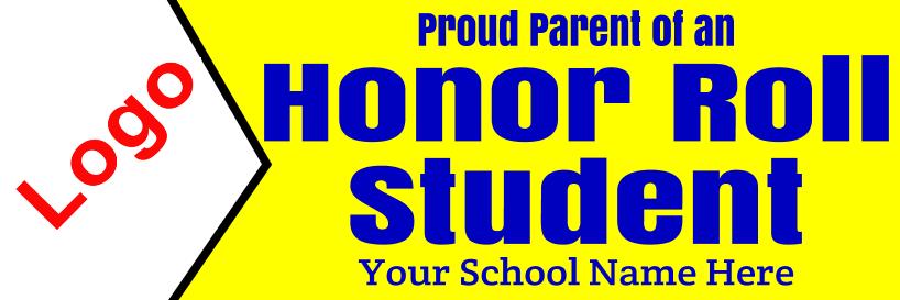 Honor Roll (Yellow)