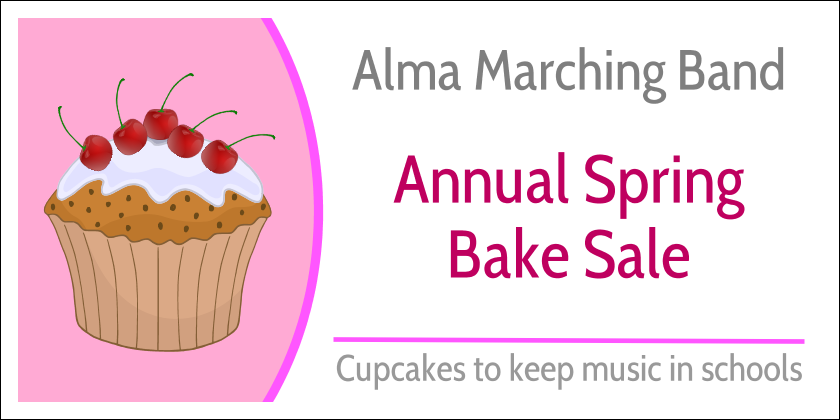 Bake Sale - Annual