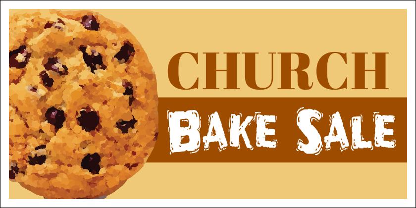 Bake Sale Church