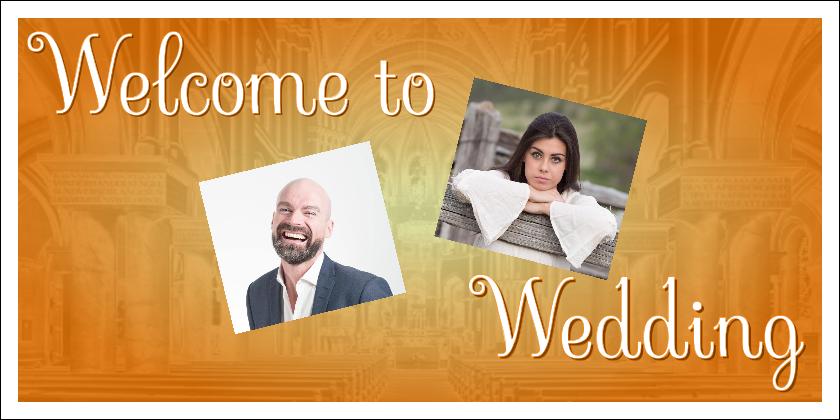 Welcome To Wedding