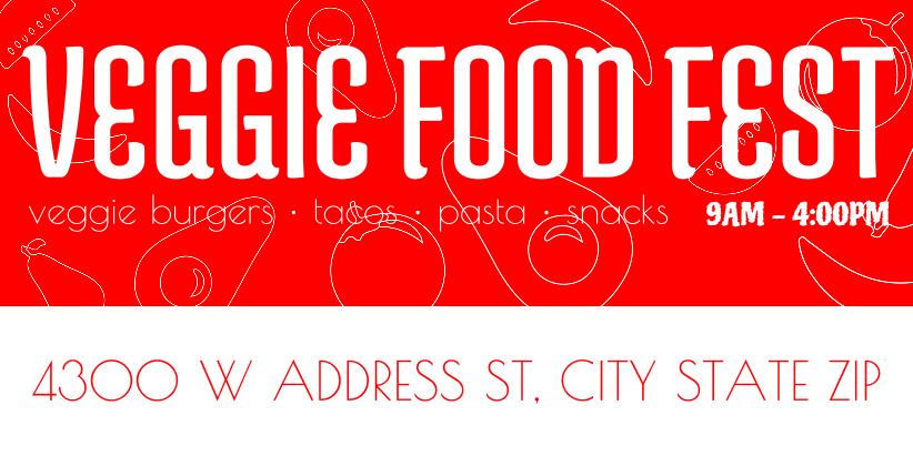 Veggie Food Fest