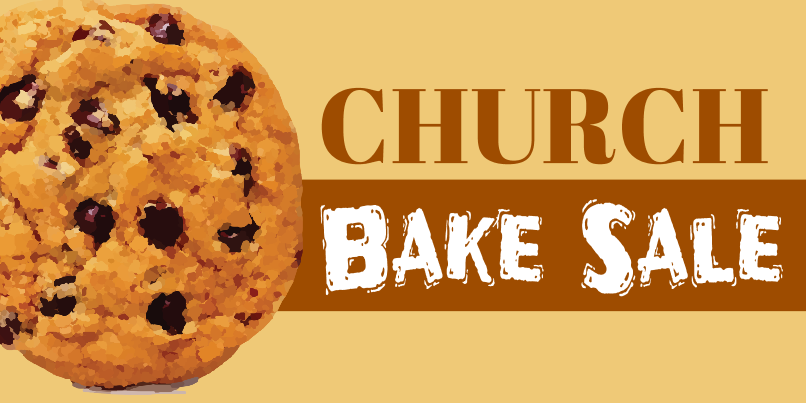 Bake Sale Church