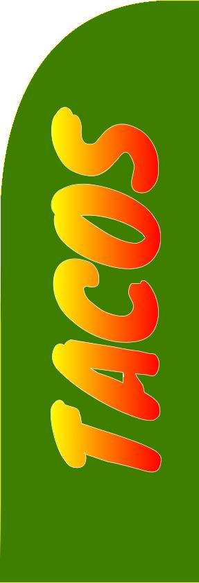 Tacos (Straight Flag)