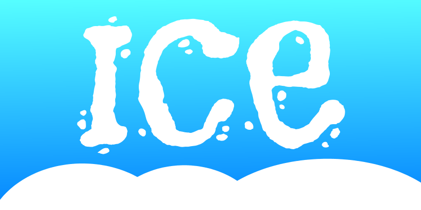 ICE (4ft Banner)