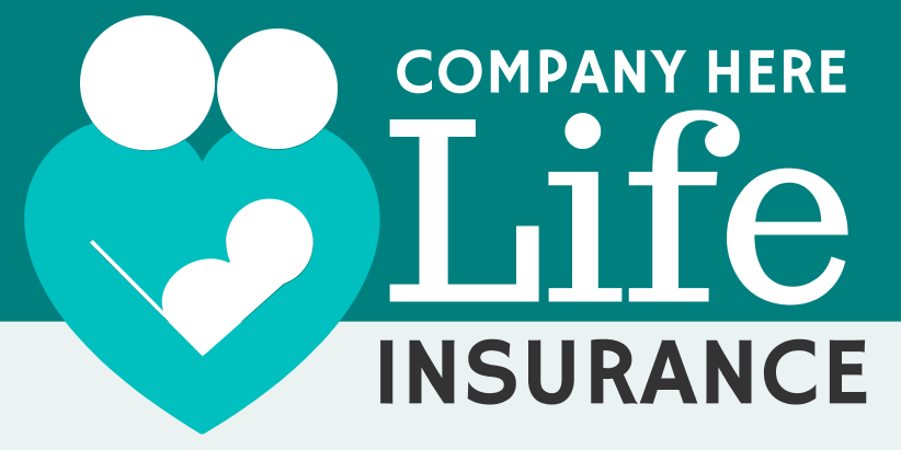 Life Insurance (4ft Banner)