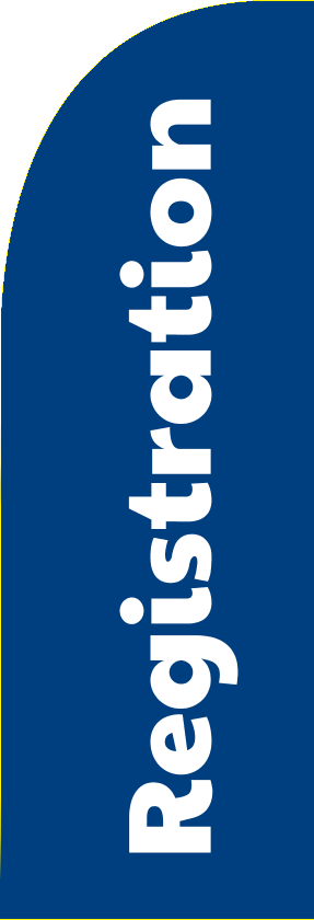 Registration (Straight Flag)