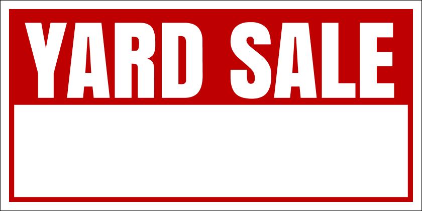 Yard Sale (Yard Sale)