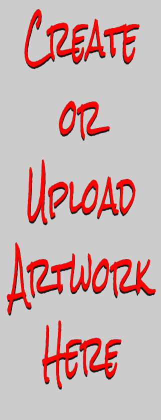 - A Blank Double Retractable  or Upload Artwork