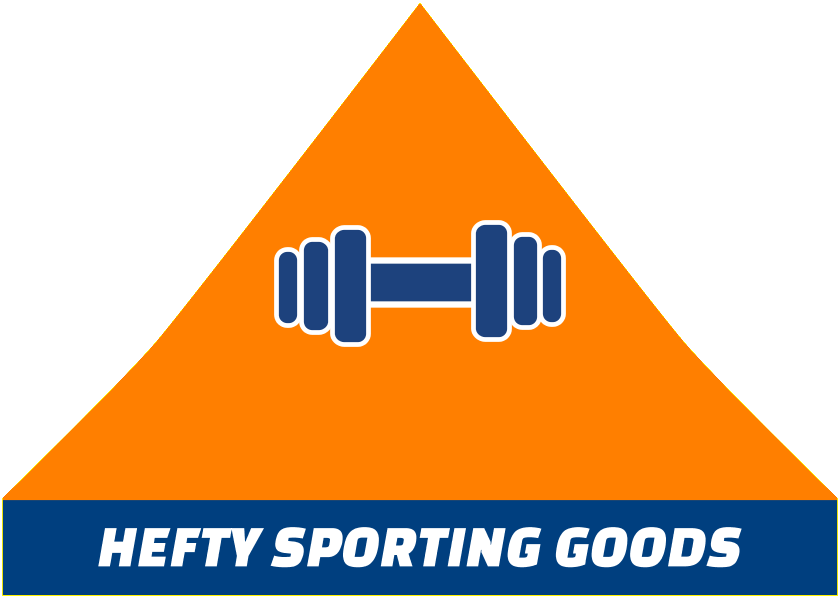 Hefty Sporting Goods Tent