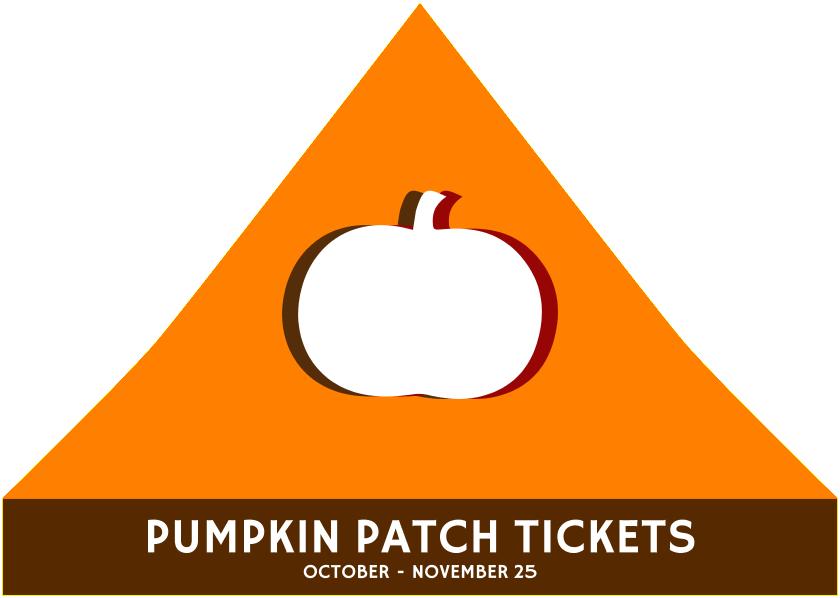 Pumpkin Patch Tent