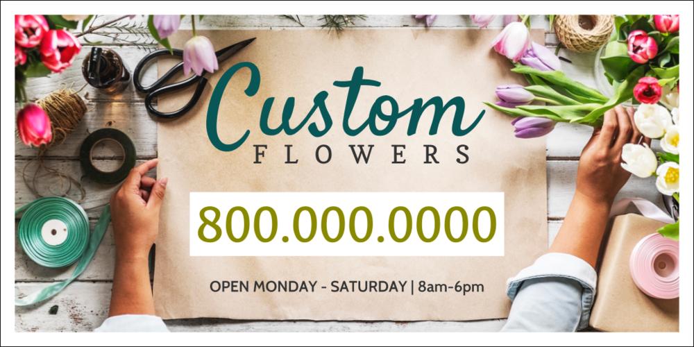 Flower Shop Business