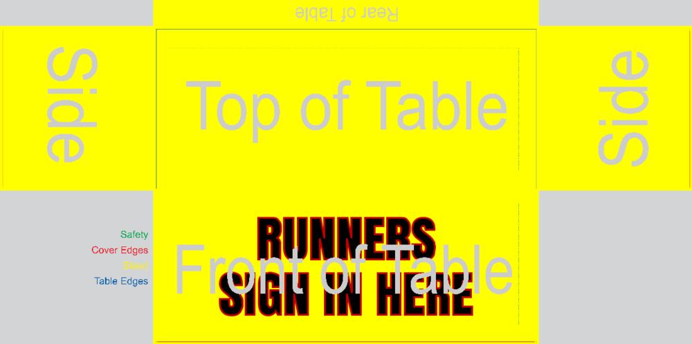 5K Sign Up
