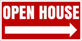 Open House (Red)