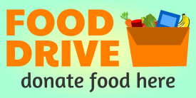 Food Drive (3ft Banner)