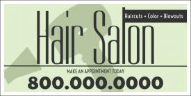 Hair Salon (Yard Sign)