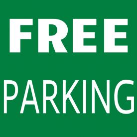 FreeParking (2ft Banner)