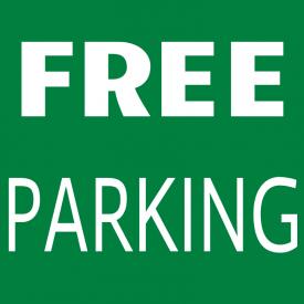 FreeParking (2ft Banner)