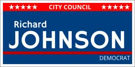 Political (Yard Sign)