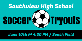 Soccer Tryouts (5ft Banner)