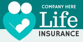 Life Insurance (2ft Banner)