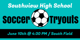 Soccer Tryouts (3ft Banner)