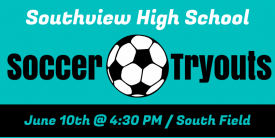 Soccer Tryouts (2ft Banner)