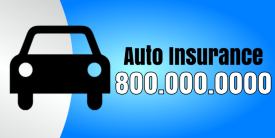 Auto Insurance (3ft Banner)