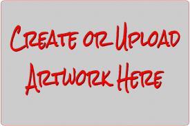 - A Blank Vehicle Magnet or Upload Artwork