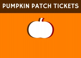 Pumpkin Patch Tent Wall