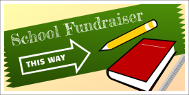 School Fundraiser (Yard Sign)