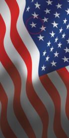 American Flag (Cornhole Graphic)