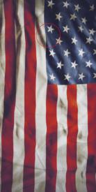 Rugged Flag (Cornhole Graphic)